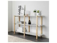 Ikea x HAY Ypperlig Shelf (Grey/Birch)