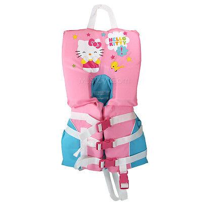 - NWT Sanrio Toddler/Child Personal Floatation Device/Life Jacket Vest HELLO KITTY