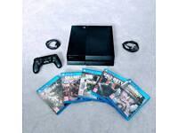 PlayStation 4 500GB console - Black
