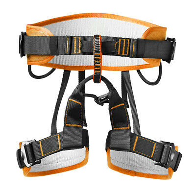 Roof Working Safety Harness Half Body Protection Tree Climbing Waist Strap Belts