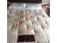 King size pocket Spring bed by Millbrook