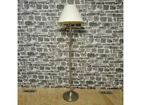 Argos Home Milan Floor Lamp - Antique Brass