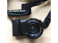 Sony a5000 Camera with 16-50mm lens