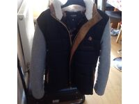 Brand new Men's fully lined warm jacket