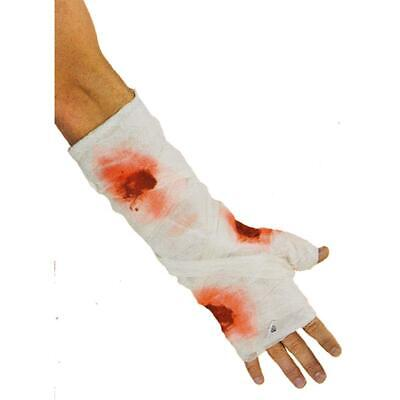 Bloody Bandages Halloween (Bloody Arm Bandage Halloween Costume Prop Accessory)