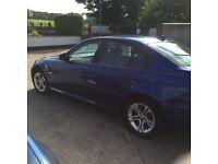 BMW 3 series 320d ES Saloon diesel 2011