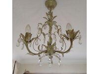 Laura Ashley Chandelier ceiling light