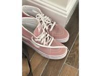 Vans hi shoe size 38