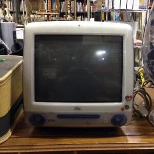 Ordinateurs MacIntosh et Apple À VENDRE - Imac FOR SALE Vintage Apple and MacInthosh desktop computers - Great Prices !