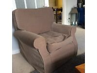 Armchair free to good home