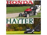 Wanted Honda / hayter Lawnmower