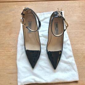 Jimmy Choo heels size 37/UK 4 - location: Strand London