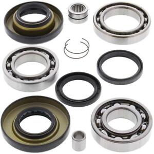 Rear Differential Bearing Kit Honda TRX400FGA Fourtrax Rancher 4X4 400cc 2004-2007
