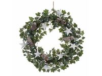Brand New - Beautuful LED Christmas wreath