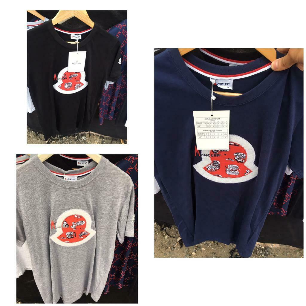 1e9748445 Moncler T Shirt ALL COLOURS SIZES tee not givenchy Fendi gucci moncler  Valentino supreme | in Harrow, London | Gumtree
