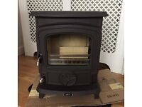AGA LITTLE WENLOCK SOLID FUEL STOVE 5.7 KW