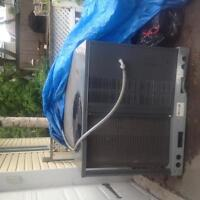 Goodman commercial heating and cooling unit