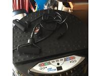 Vibapower power plate