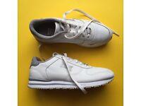 Everlast classic white trainers