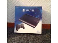 PlayStation 3 & 78 games