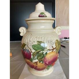 RUMTOPF Ceramic Jar Large