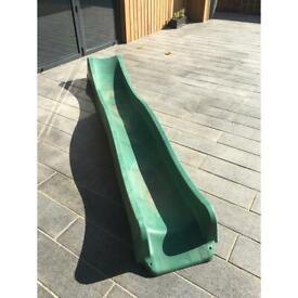 Climbing frame & slide, QUADRO junior  Integrated slide | in