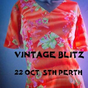 South Perth Vintage Blitz South Perth South Perth Area Preview