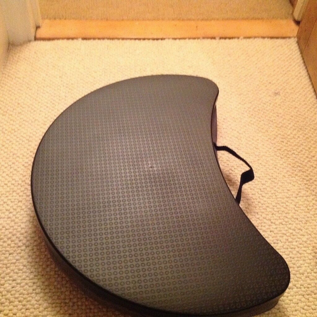 BYLLAN Grey Laptop Computer Reading Writing Support Cushion - NEW