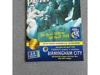 Portsmouth centenary programme 60 page edition