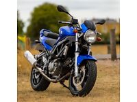Suzuki SV650 (Naked version) 2005, new tyres, great condition
