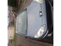 Peugeot 407 estate petrol or lpg gas 55 plate car not ford Vauxhall Renault citreon bmw