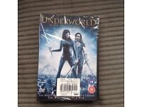 Brand New UNDERWORLD dvd(Rise Of The Lycans)