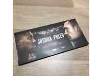Anthony Joshua floor ticket - vs Takam - FACE VALUE