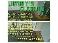 JIMMY'S CARPET & UPHOLSTERY CLEANING SERVICE'S