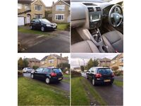 2006 Volkswagen Golf 1.4 3 Door Black** Rare 1 Owner car** Mot* Smart Looks*