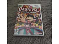Carnival Fun Fair Games for Nintendo Wii