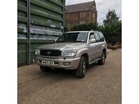 Toyota Land Cruiser Amazon 4.2 Diesel
