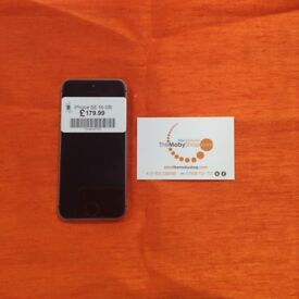 iPhone SE (16GB, Space Grey, Unlocked)