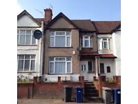 Four double bedroom terraced house situated within 10 mins walk to Finchley Central Tube Station