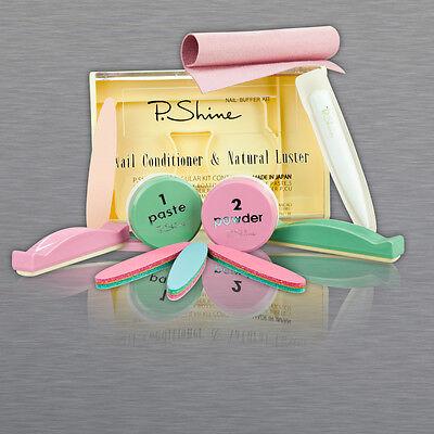 P Shine Maniküre Sets JAPANISCHE Maniküre XL Vintage P-Shine Zubehör Japan NEU