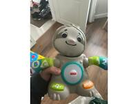 Fisher price sloth