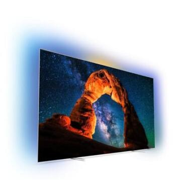 Philips OLED UHD 4K 55OLED803 Android TV Ambilight