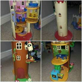 Ben and Holly lot