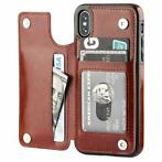 ShieldCase Wallet Case  iPhone Xs Max (bruin)