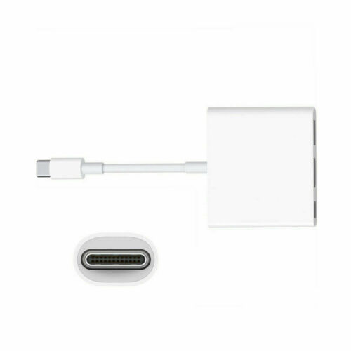New Apple USB-C Digital AV Multiport Adapter for MacBook A1621 - MJ1K2AM/A