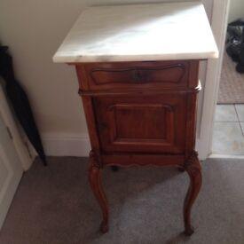 Antique Bedside tables