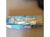 Flower class corvette ship kit