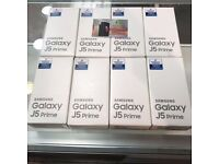 SAMSUNG GALAXY J5 PRIME UNLOCKED BRAND NEW BOXED COMES WITH SAMSUNG WARRANTY & RECEIPT
