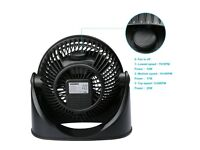Air Circulator Table Fan Wall Mounted