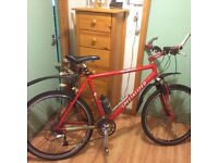 MOUNTAIN BIKE VIEW ABERDEEN on 4th 5th 6th Sep, SPECIALIZED STUMPJUMPER M2 27SPEED WITH ROAD TYRES